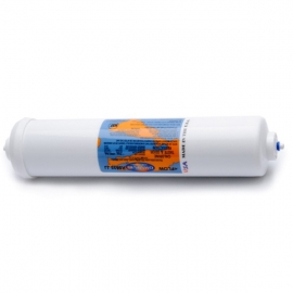 "Omnipure K2505 JJ Sediment Quick Connect Straight 1/4"" Tube"