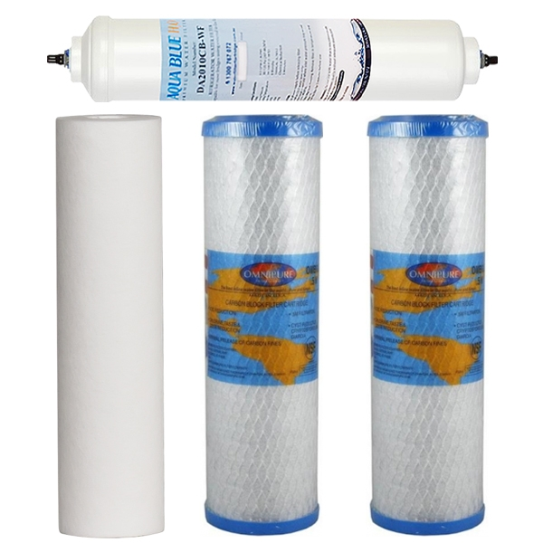 Premium Filter Kit suit Under Sink Water Filter System