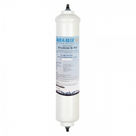 Aqua Blue H20 Stefani Compatible Inline Fridge Filter IC-100Q-FRG