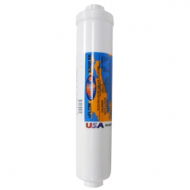 """Omnipure K2540 BB  replace IL143Q GAC Carbon Water Filter 1/4"""" NPTF Female"""