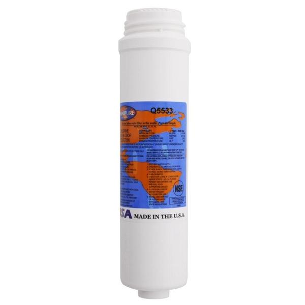 Omnipure Q-Series Q5533/Q5540 Coconut GAC Quick Change Water Filter