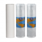 Premium Filter Kit 5 Stage Reverse Osmosis No Membrane or Inline