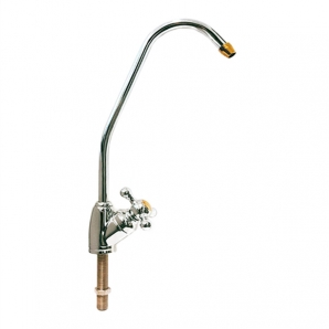 Faucet E Chrome Drinking Water Filter Tap - Brass Finish - RO Tap