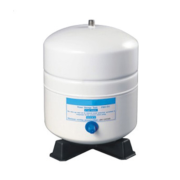 Mini Reverse Osmosis Water Storage Pressure Tank 12 Liters FDA APPROVED MATERIAL NSF58