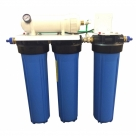 Premium 4 Stage High Flow Reverse Osmosis Di System 1200GPD