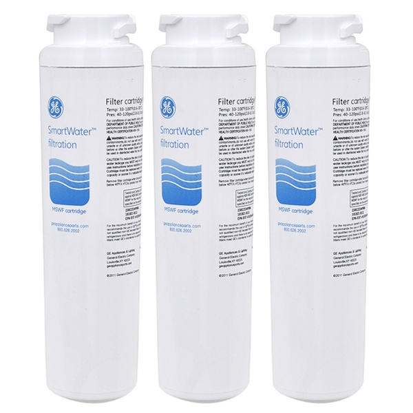 ge mswf rca25rgbfsv replacement - water filter for fridge