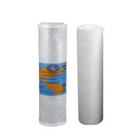 Replacement filters for  Twin Counter-top  system
