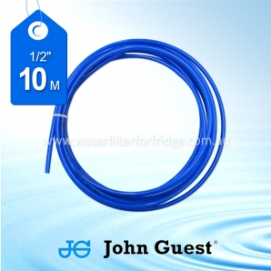 "John Guest 1/2"" Hose Tubing High Pressure Blue 10 Metres"