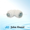 John Guest Grey Acetal Fittngs Reducing Elbow PI211208S 3/8 - 1/4