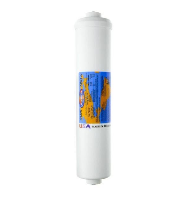Omnipure K5633-JJ  1/4-Inch Quick-Connect Acid Washed GAC