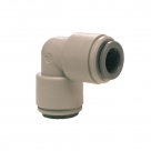"""John Guest Grey Acetal Fittngs Equal Elbow PI0312S  3/8"""""""