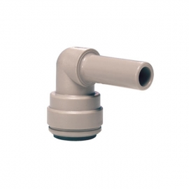 John Guest Grey Acetal Fittngs Stem Elbow PI221212S  3/8 - 3/8