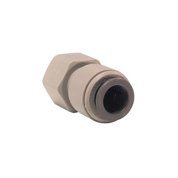 John Guest Grey Acetal Fittngs Tap Adaptor UNS Thread CI3212U7S  3/8 x 7/16-24
