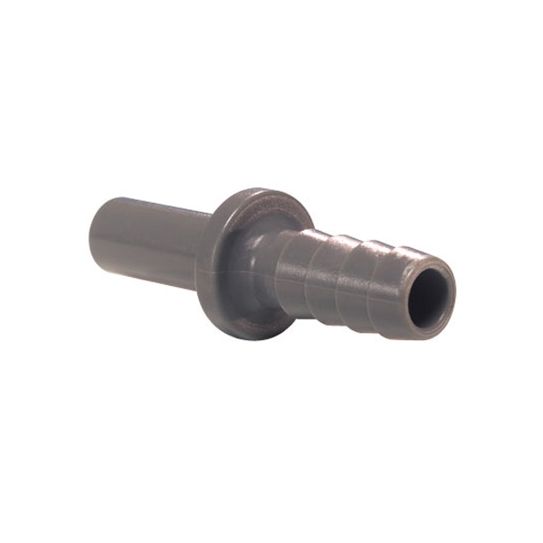 John Guest Grey Acetal Fittngs Tube To Hose Stem Long Version PI251012SL  5/16 - 3/8