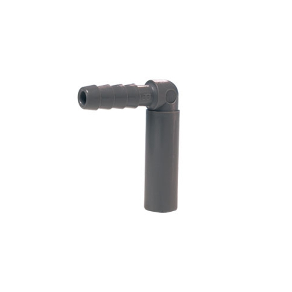 John Guest Grey Acetal Fittngs Tube To Hose Elbow PI290810S  1/4 - 5/16
