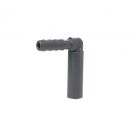 John Guest Grey Acetal Fittngs Tube To Hose Elbow PI291208S  3/8 - 1/4