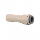 John Guest Grey Acetal Fittngs Reducer PI061210S  3/8 - 5/16