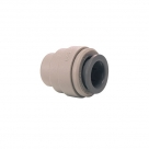 """John Guest Push-in Fittings, Imperial - End Stop PI4612S Tube OD 3/8"""""""