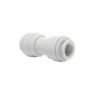 John Guest Polypropylene Fittings Reducing Straight Connector PP201208W 3/8 - 1/4