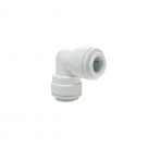 John Guest Polypropylene Fittings Equal Elbow PP0312W  3/8""