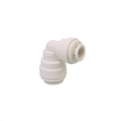 John Guest Polypropylene Fittings Reducing Elbow PP211208W 3/8 - 1/4