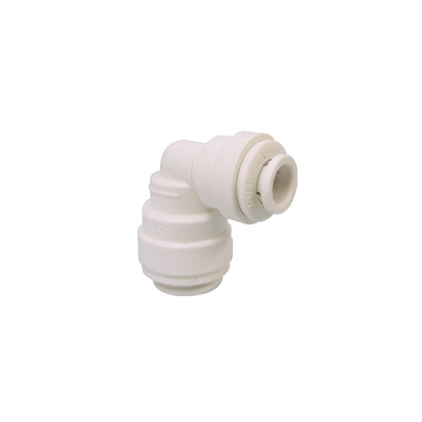 John Guest Polypropylene Fittings Reducing Elbow PP211008W 5/16 - 1/4
