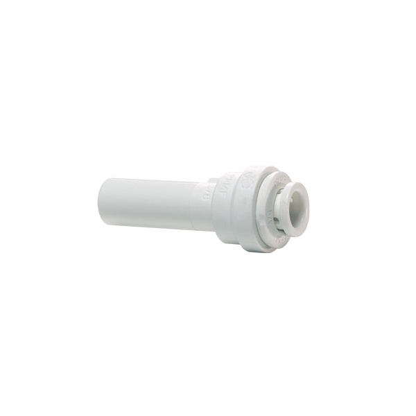 John Guest Polypropylene Fittings Reducer PP061208W  3/8 - 1/4