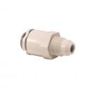 John Guest Superseal Fittings Straight Adaptor Whitworth Thread SI0112E6S 3/8 x 9/16-24