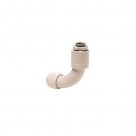 John Guest Superseal Fittings Flow Bend Connector Superseal X Speedfit SI421210S  3/8 - 5/16