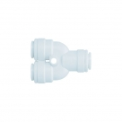John Guest White Polypropylene Fittings Divider PPM2312W  12MM