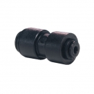 John Guest Black Acetal Fittings Reducing Straight Connector PM201208E 12MM x 8MM