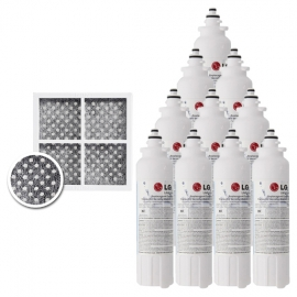 Genuine LG Fridge filter for trade pack  10 filter with 1 Air Fresh filter