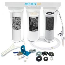 3 Stage  Fluoride   reduction Filter system for  Fridge or  Undersink