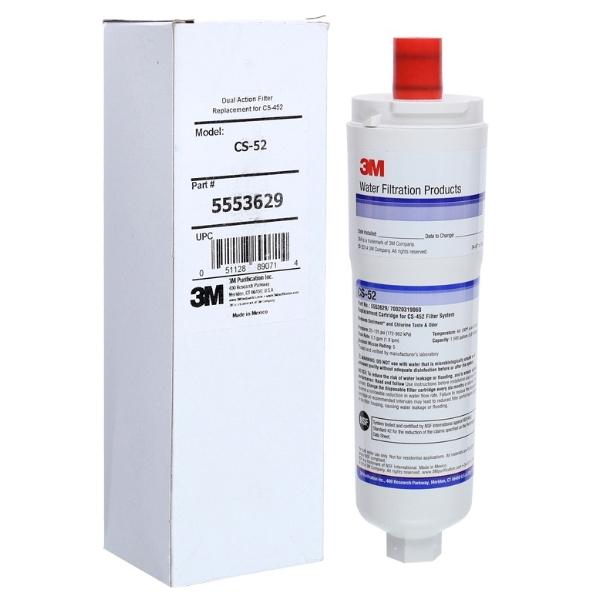 Bosch CS-52 Internal Fridge Water Filter Cuno 3M USA Genuine part