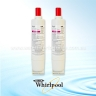 2x Bulk Buy Extra Discount Genuine Whirlpool Fridge Filter 4396508