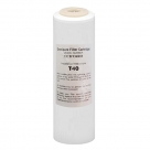 Omnipure OCB934 RO T40 5 Micron Granular Activated Carbon (GAC) Water Filter Replacement Cartridge 10""