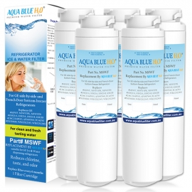 5x GE Water Filter Replacement MSWF Compatible
