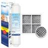 LG External Inline Fridge Water Filters with  LG Air Filter  LT120F ADQ73214404