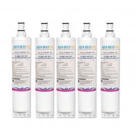 5x Whirlpool Fridge Filter Compatible Replacement 4396508WF