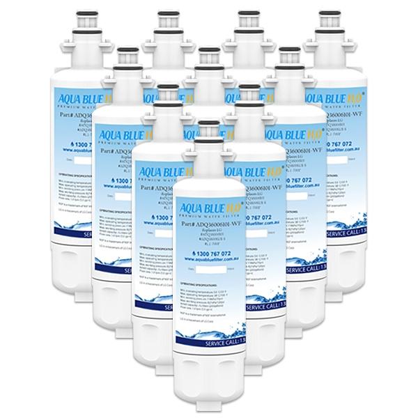 10 PACK  OF  Generic LG Refrigerator Water Filter LT700P/ADQ36006101