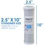 """Matrikx + CTO/2 Coconut Water Filter 5 Micron 10"""" (cb-cto-10)"""