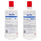 3M CUNO AQUA PURE AP9200+ Replacement Cartridge AP9250 Stage 1 and 2