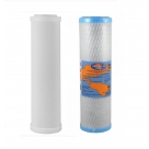 Ceramic Filter 0.5 Micron Coconut Carbon Water Filter 1 Mic set