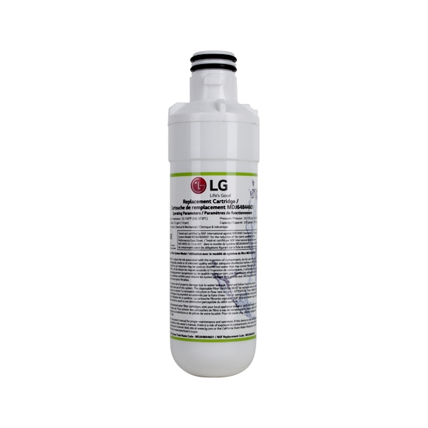 LG LT1000P MDJ64844601 ADQ74793501 refrigerator water filter