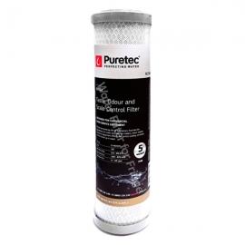 Puretec SC051 Triple Action Water Filter Cartridge 2.5 x 10 inch 5 Micron