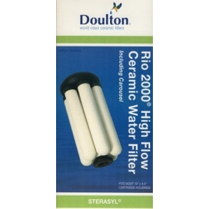 DOULTON RIO 2000 W9381000 Doulton High Flow Multi Candle Filter Module