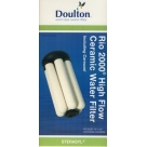 Doulton W9120145 Rio 2000 6 Pack Ceramic Water Filter Replacement