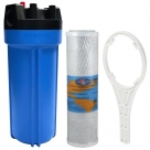 Whole House Water System with Omnipure Carbon Block Filter OMB934 5 Mic