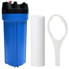 Whole House Water System with 3M Aqua Pure AP110 Sediment Cartridge