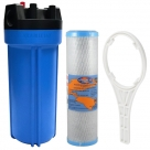 Whole House Water System with Omnipure Carbon Block Filter OMB934 1 Mic